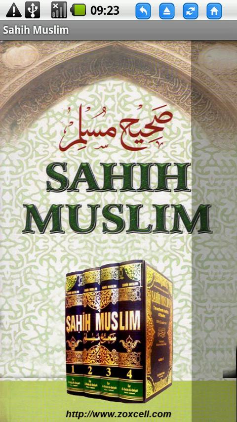 MY SAHIH MUSLIM Android Social