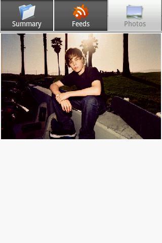 Bieber Reader Android Social
