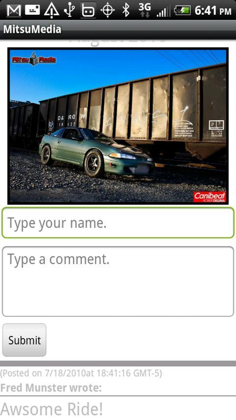 MitsuMedia RoTM (BETA) Android Social