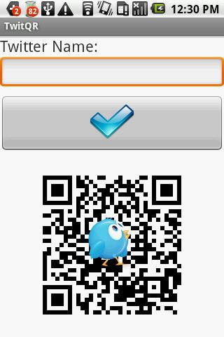 TwitQR Android Social