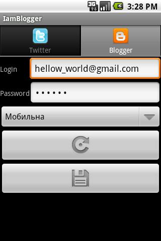 I am blogger Android Social
