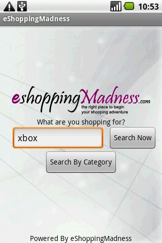 Shopping Comparison Android Shopping