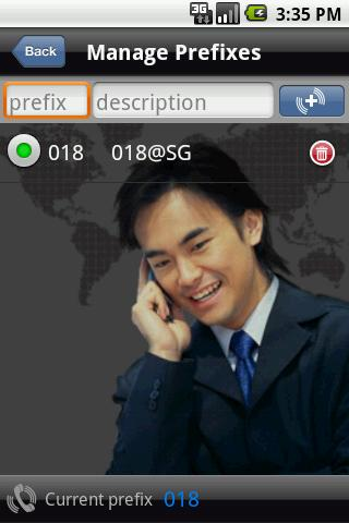 iCall Pro Android Communication
