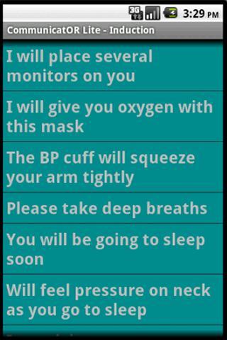 CommunicatOR Lite Android Communication