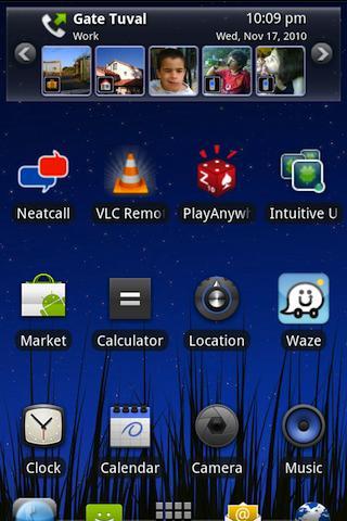 aTAKEphONE widget Android Communication