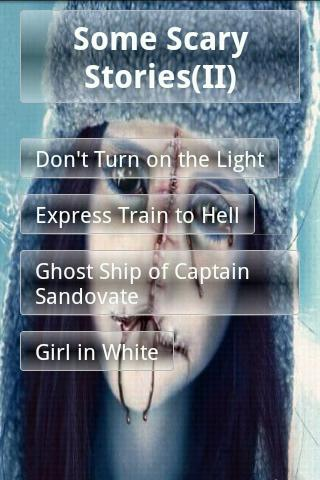 Some Scary Stories(IV) Android Comics