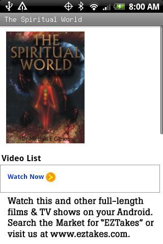 The Spiritual World Android Entertainment