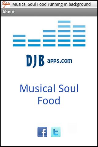 Musical Soul Food Android Entertainment