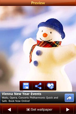 2011 New Year Wallpapers Android Entertainment