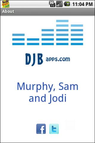Murphy Sam & Jodi Android Entertainment