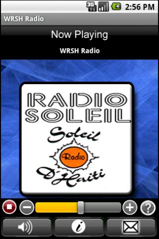WRSH Radio Android Entertainment