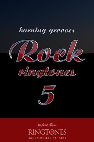 ROCK Ringtones vol.5 Android Entertainment
