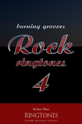 ROCK Ringtones vol.4 Android Entertainment