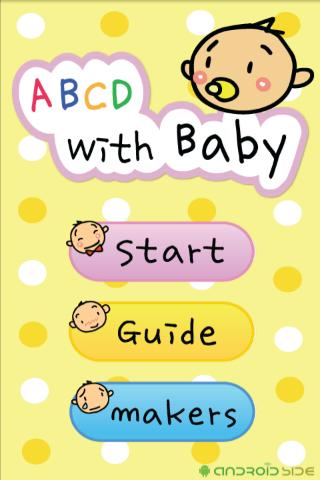 ABCD With Baby Android Entertainment