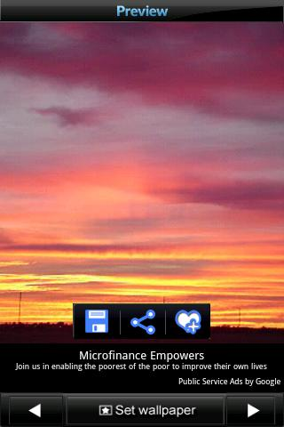 Sunrise Wallpapers Android Entertainment