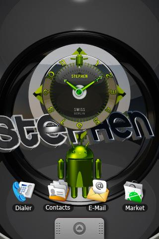 Stephen designer Android Entertainment