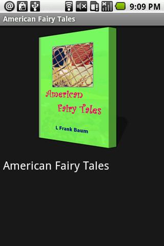American Fairy Tales Android Entertainment