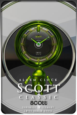 Scott designer Android Entertainment