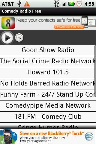 Comedy Radio Free Android Entertainment