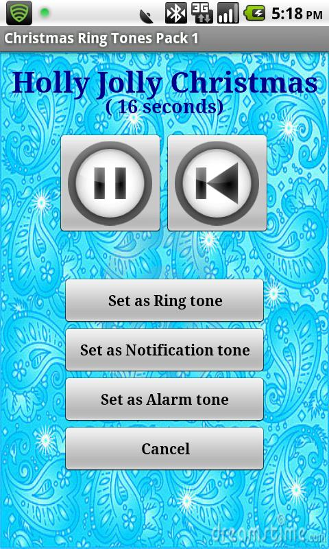 Christmas Ringtones Pack #1 Android Entertainment