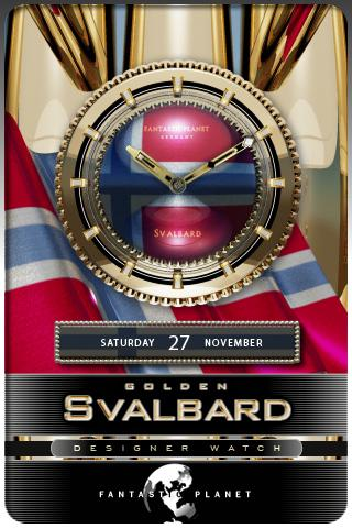 SVALBARD GOLD Android Entertainment