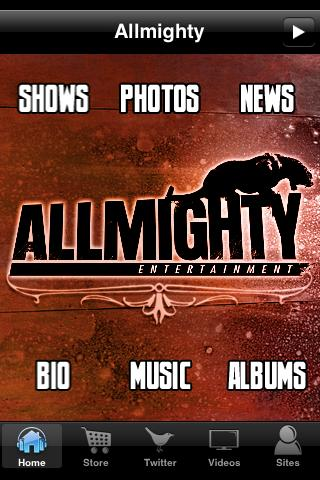 Allmighty Android Entertainment
