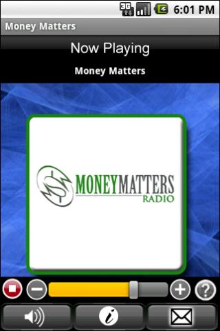 Money Matters Android Entertainment