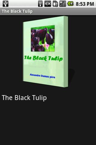 The Black Tulip Android Entertainment