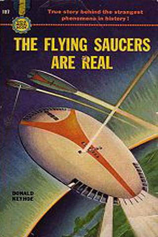 The Flying Saucers are Real Android Entertainment