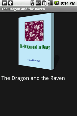 The Dragon and the Raven Android Entertainment