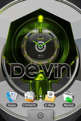 Devin Designer Android Entertainment