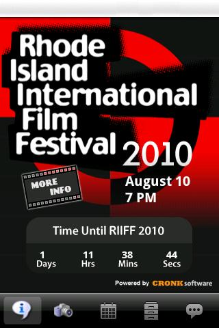 Rhode Island Film Festival '10 Android Entertainment