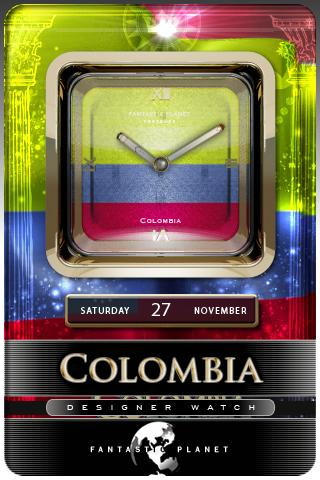 COLOMBIA Android Entertainment