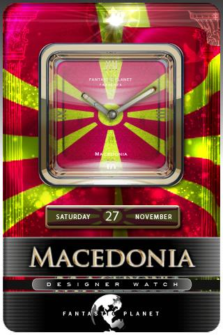 MACEDONIA Android Entertainment