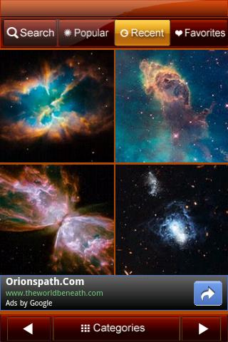 Constellation Wallpapers Android Entertainment