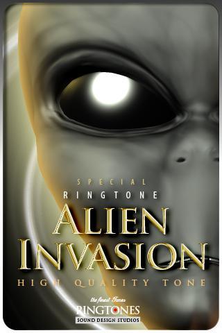 ALIEN INVASION ringtone Android Entertainment