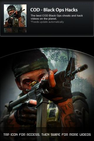 COD Black Ops Hacks Android Entertainment