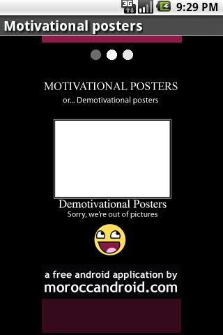 Funny Motivational Posters Android Entertainment