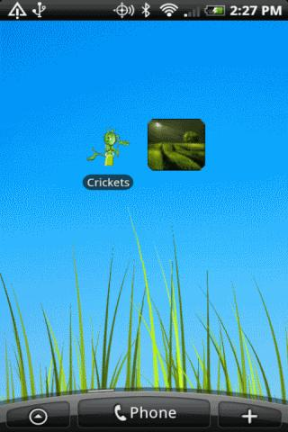 Crickets Full Android Entertainment