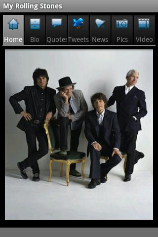 My Rolling Stones Android Entertainment