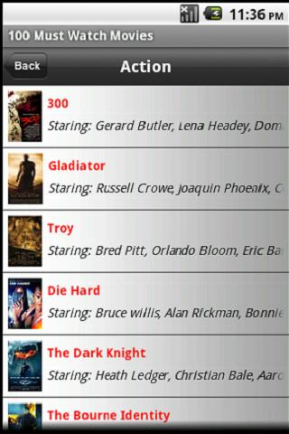 100 Must Watch Movies Android Entertainment