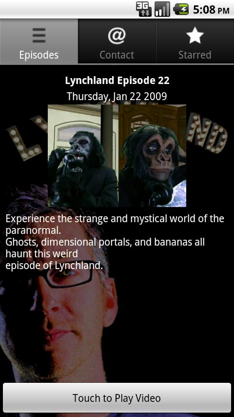 Lynchland – Liam Lynch App Android Entertainment
