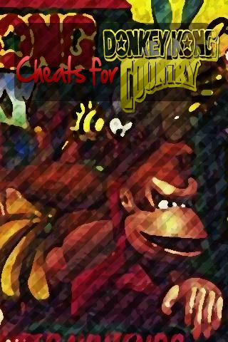Cheats for Donkey Kong Country Android Entertainment