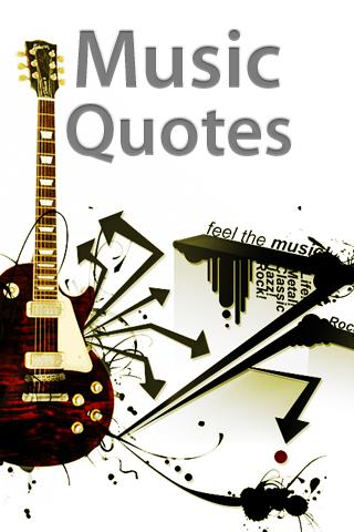 Music Quotes Android Entertainment