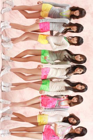 Girls' Generation wallpaper2 Android Entertainment