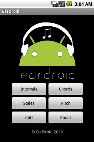 EarDroid Android Entertainment