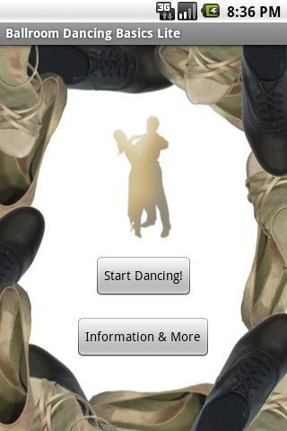 Salsa, Tango, Swing, & Cha Cha Android Entertainment