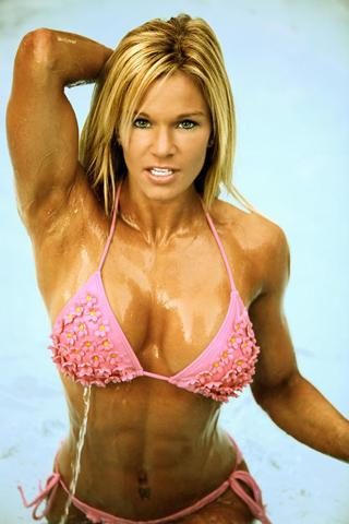 Michelle Levesque Fitness Android Entertainment