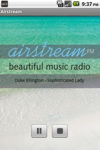 Airstream FM Android Entertainment