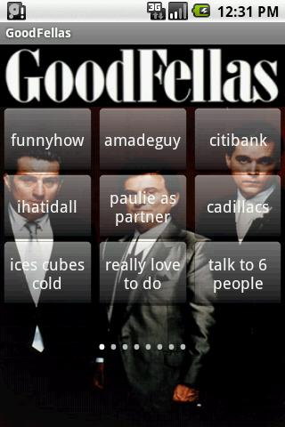 Goodfellas Pro Android Entertainment
